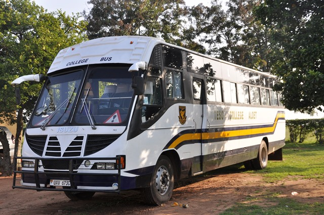 TCA School Bus 2014