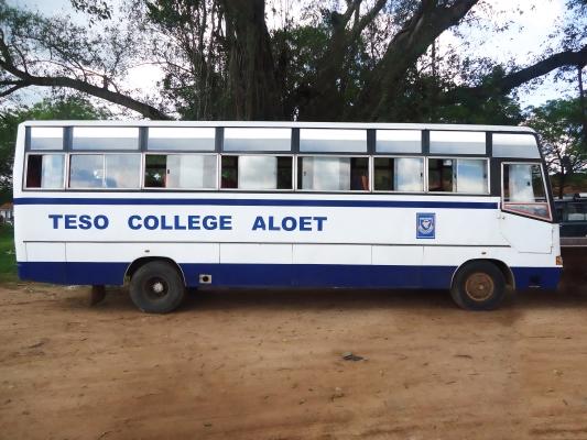 TCA School  Bus 2012