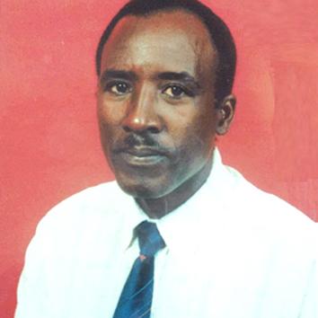 Mr. Stephen Besweri Akabway