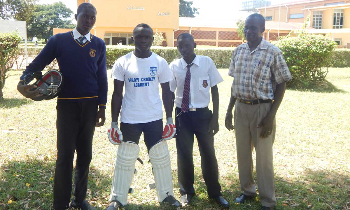 Starting National Secondary Schools Pepsi Cricket Week