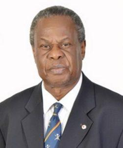 Dr. Francis G. Omaswa M.B.CH.B., M.MED., F.R.C.S